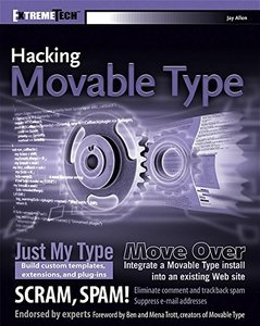 Hacking Movable Type-cover