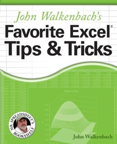 John Walkenbach's Favorite Excel Tips & Tricks-cover