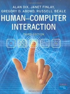 Human-Computer Interaction, 3/e (Hardcover)-cover