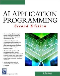 AI Application Programming, 2/e (Paperback)-cover