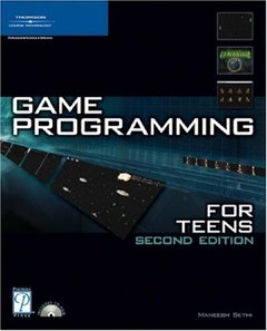 Game Programming for Teens, 2/e-cover