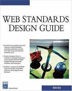 Web Standards Design Guide-cover