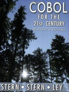 COBOL for the 21st Century, 11/e (Paperback)-cover