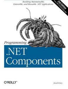Programming .NET Components, 2/e (Paperback)-cover