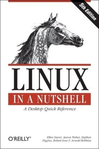 Linux in a Nutshell, 5/e-cover