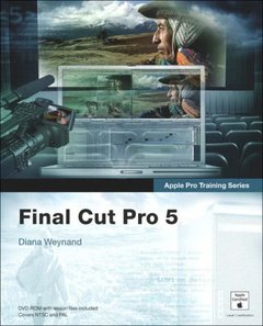 Apple Pro Training Series: Final Cut Pro 5-cover