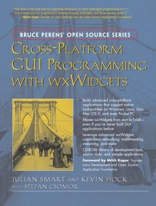 Cross-Platform GUI Programming with wxWidgets (Paperback)-cover