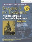 Samba-3 by Example: Practical Exercises to Successful Deployment, 2/e-cover