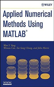 Applied Numerical Methods Using MATLAB-cover