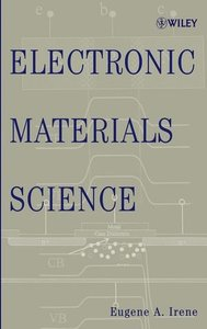 Electronic Materials Science-cover