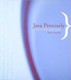 Java Precisely, 2/e (Paperback)-cover