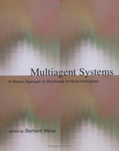 Multiagent Systems: A Modern Approach to Distributed Artificial Intelligence (Paperback)-cover