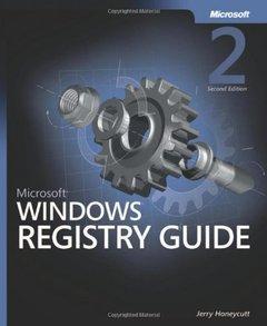 Microsoft Windows Registry Guide, 2/e (Paperback)-cover