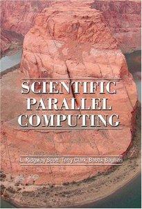 Scientific Parallel Computing (Hardcover)-cover