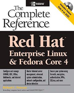 Red Hat Enterprise Linux & Fedora Core 4: The Complete Reference, 3/e-cover