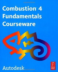 Autodesk Combustion 4 Fundamentals Courseware (Paperback)-cover