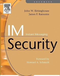 IM Instant Messaging Security-cover