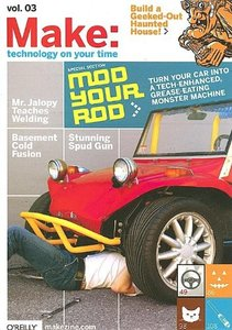 MAKE: Technology on Your Time Volume 03-cover