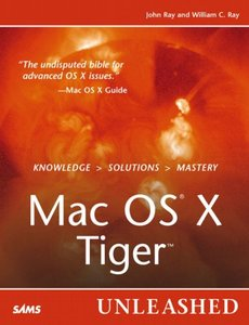 Mac OS X Tiger Unleashed-cover