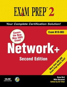 Network+ Exam Prep 2-cover