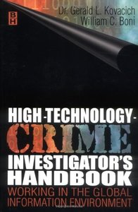 High Technology Crime Investigator's Handbook-cover