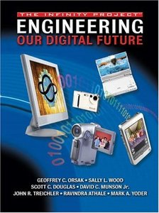 Engineering Our Digital Future: The Infinity Project (Hardcover)-cover