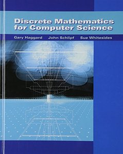 Discrete Mathematics for Computer Science (Hardcover)-cover