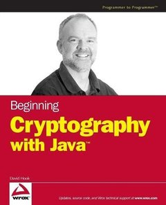 Beginning Cryptography with Java (Paperback)-cover