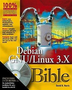 Debian GNU/Linux 3.1 Bible-cover