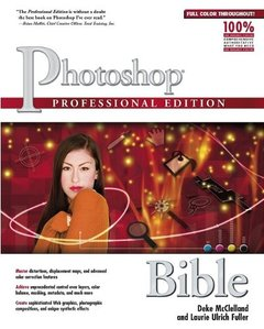 Photoshop CS2 Bible Professional Edition (Hardcover)-cover
