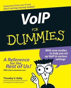 VoIP For Dummies-cover