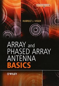 Array and Phased Array Antenna Basics (Hardcover)-cover