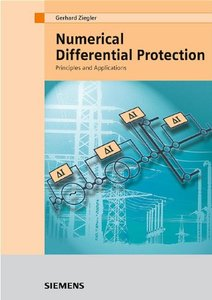 Numerical Differential Protection: Principles and Applications-cover