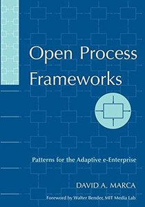 Open Process Frameworks: Patterns for the Adaptive e-Enterprise (Paperback)-cover