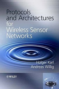 Protocols and Architectures for Wireless Sensor Networks (Hardcover)-cover