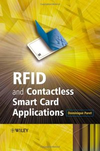 RFID and Contactless Smart Card Applications-cover