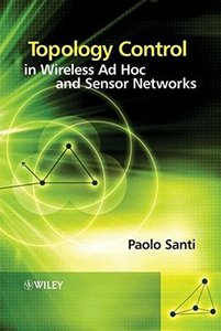Topology Control in Wireless Ad Hoc and Sensor Networks-cover