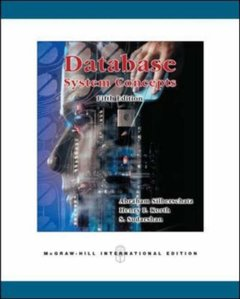 Database System Concepts, 5/e (IE) (美國版ISBN:0072958863)-cover