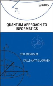 Quantum Approach to Informatics-cover