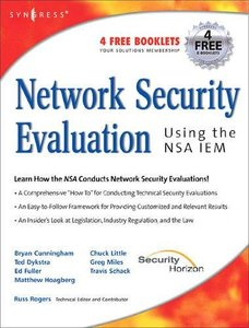 Network Security Evaluation Using the NSA IEM-cover