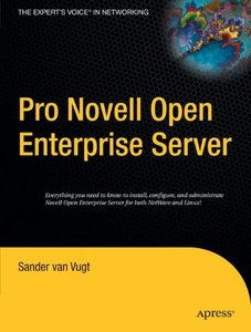 Pro Novell Open Enterprise Server-cover