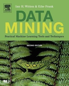 Data Mining: Practical Machine Learning Tools and Techniques, 2/e-cover