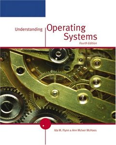 Understanding Operating Systems, 4/e-cover