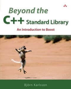 Beyond the C++ Standard Library: An Introduction to Boost (Paperback)-cover