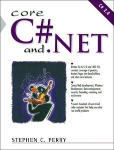 Core C# and .NET (Paperback)-cover