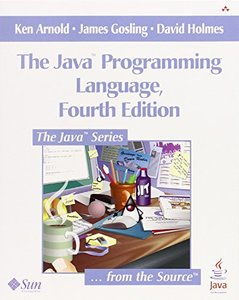 The Java Programming Language, 4/e (Paperback)-cover