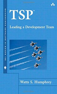 TSP-Leading a Development Team-cover