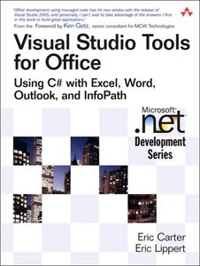Visual Studio Tools for Office: Using C# with Excel, Word, Outlook, and InfoPath (Paperback)-cover