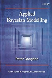 Applied Bayesian Modelling-cover