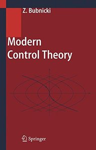 Modern Control Theory-cover